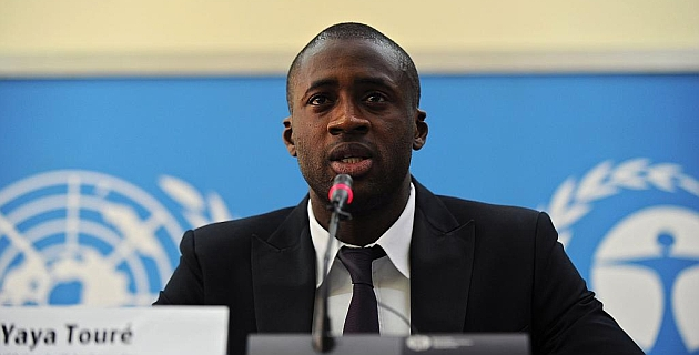 Yaya Tour�: Spain is favourite for the World Cup