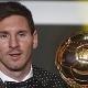 Messi, Ribery y CR7, favoritos al Bal�n de Oro