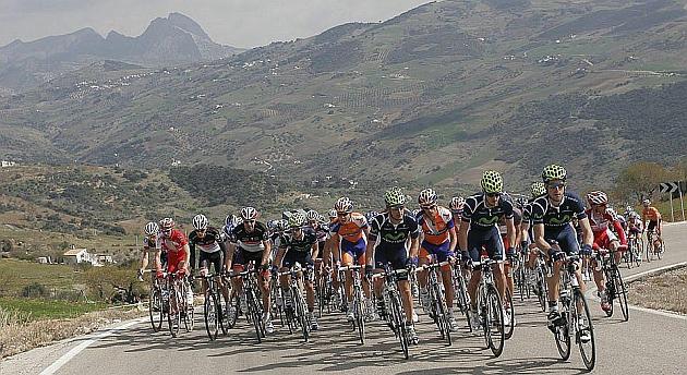 La Vuelta a Andaluc�a 2014, espectacular