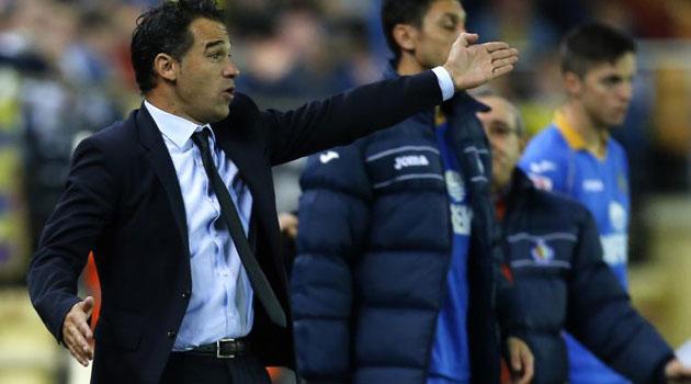 Luis García: El Villarreal nos superó, pero acertamos en los momentos clave