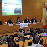 Julio C�sar Iglesias apadrina el I M�ster Oficial de Periodismo Deportivo de MARCA