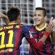 Neymar ya manda en Barcelona
