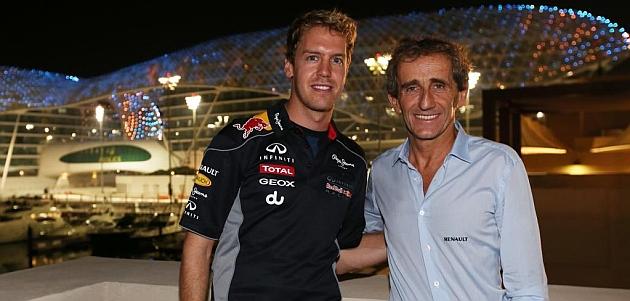 Prost: No se sabe lo que va a pasar con Kimi y Fernando en Ferrari