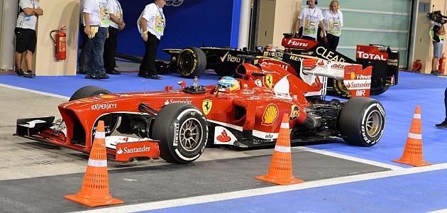 Vettel también quiere ésta