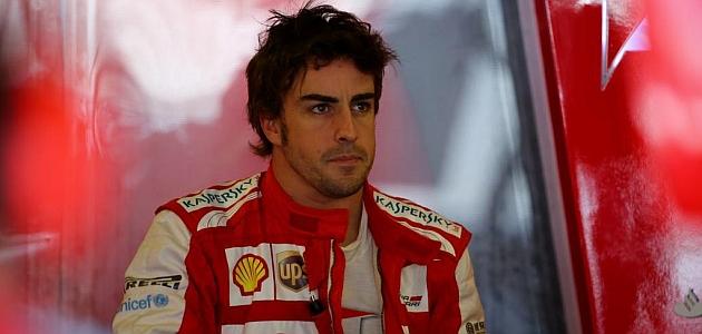 Alonso: A veces salir undécimo con neumáticos nuevos ayuda