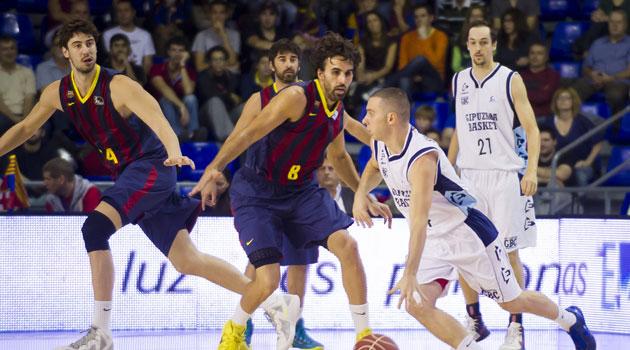 El Barcelona vuelve a sufrir m�s de la cuenta, esta vez ante Gipuzkoa