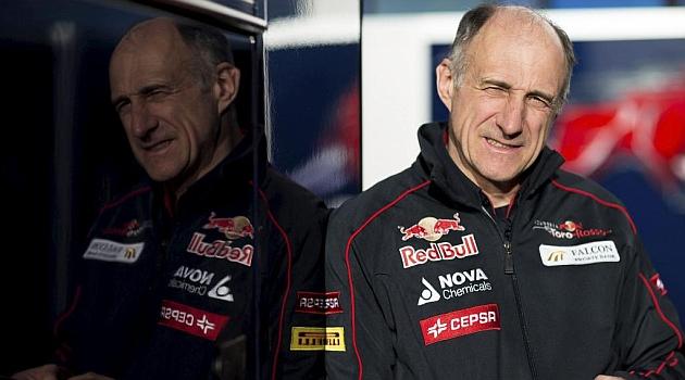 Tost: No busco un nuevo Vettel, sino otro campeón
