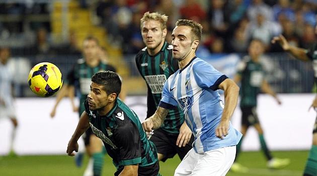 Sergi Darder amplía contrato con el Málaga tres temporadas