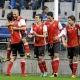 El Racing derrota al Real Oviedo en la primera batalla del ascenso
