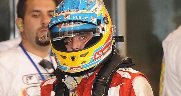 Alonso se someter� a m�s pruebas en su espalda