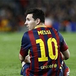 Un mar de dudas para Messi