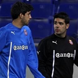 Javi López acelera su recuperación y Sergio García entrena al margen