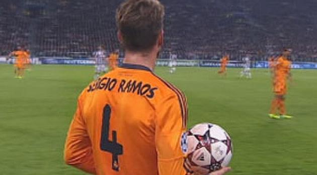 Ancelotti manda a Ramos al lateral