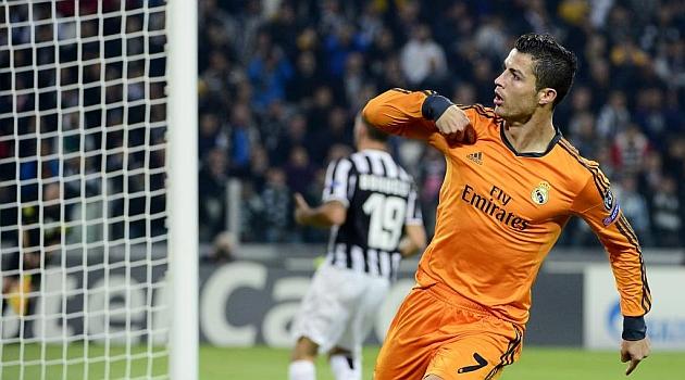 Cristiano, octavo gol en Champions