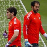 Casillas o Diego