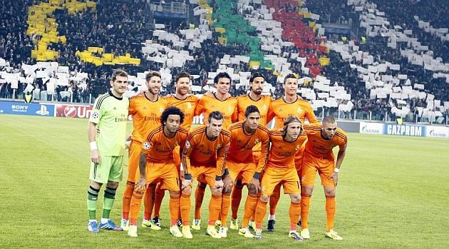 El Madrid necesita un punto para meterse en octavos y ser primeros
