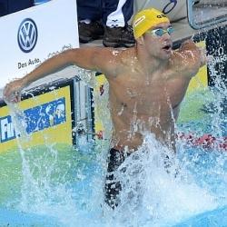 Chad Le Clos bate su récord del mundo de 200 mariposa