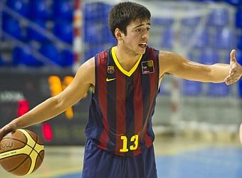 La 'Mini Bomba' del Bar�a y las estrellas de Oro del baloncesto espa�ol