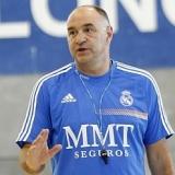 Pablo Laso: La motivaci�n es asegurar el Top16 cuanto antes, da igual el rival