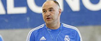 Pablo Laso: La motivación es asegurar el Top16 cuanto antes, da igual el rival