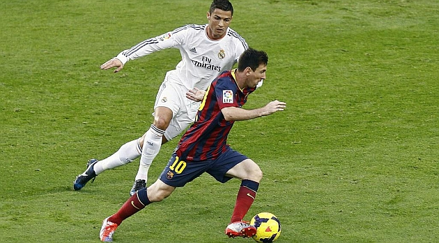 Left-field science explains why Messi's better than Ronaldo
