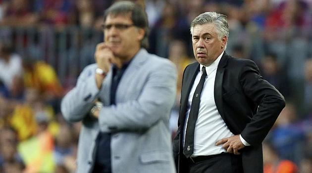 Ancelotti, el entrenador mejor pagado de la Liga