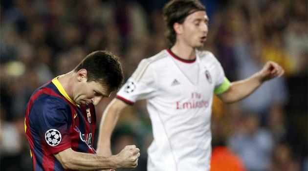 Las crisis de Messi duran un suspiro