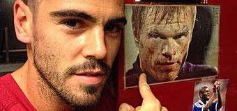 Valdés: Hoy puedo superar a mi ídolo, Oliver Khan