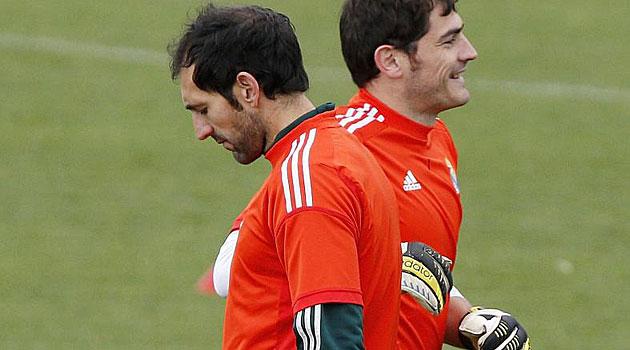 Cuatro de cada cinco aficionados apuestan por Iker