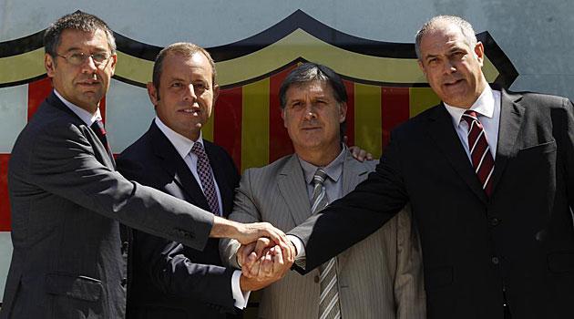 El Barça renueva a Zubi hasta 2016