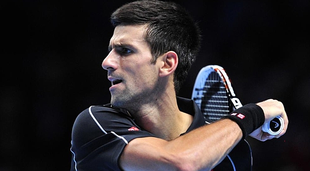 Djokovic doblega a un combativo Del Potro y entra en semifinales