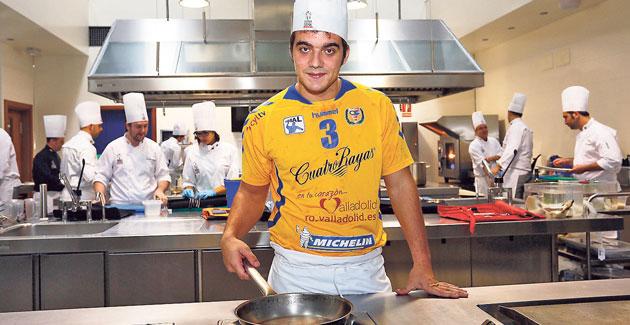 El 'master chef' Porras