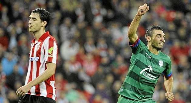 Barral no se olvida de marcar goles