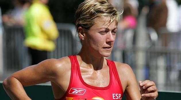 María Vasco anuncia su retirada del atletismo