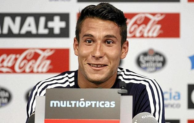 Hugo Mallo: La derrota nos dej� bastante fastidiados
