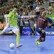 Barcelona-Inter Movistar, duelo estelar en octavos de Copa del Rey