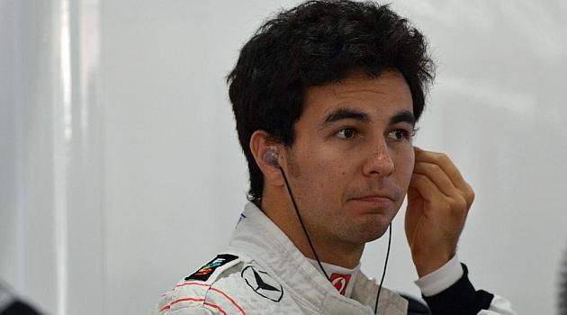 Sergio P�rez anuncia su salida de McLaren