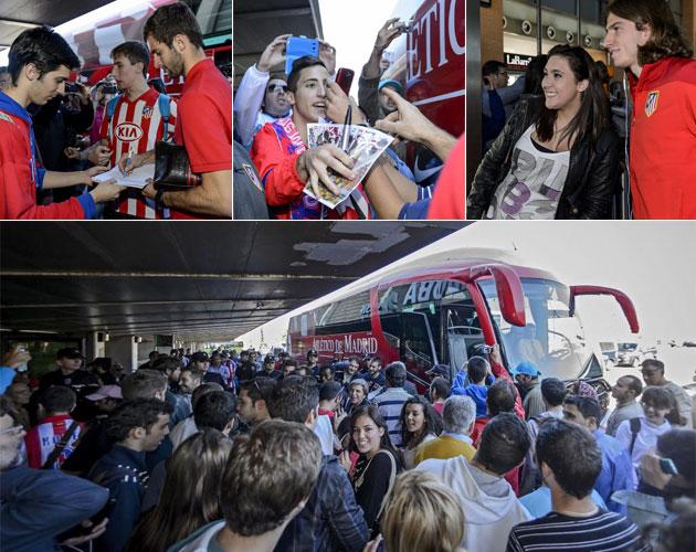 Córdoba se vuelca con el Atlético