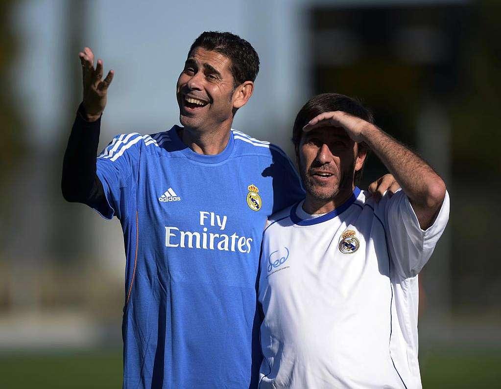 Fernando Hierro ha dicho que Cristiano debería ser el ganador del próximo  Balón de Oro y le ha considerado