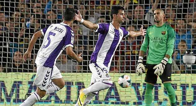 Guerra no tiene prisa por renovar con el Valladolid