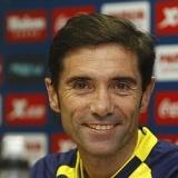 Marcelino: El Villarreal es el mejor equipo que he entrenado