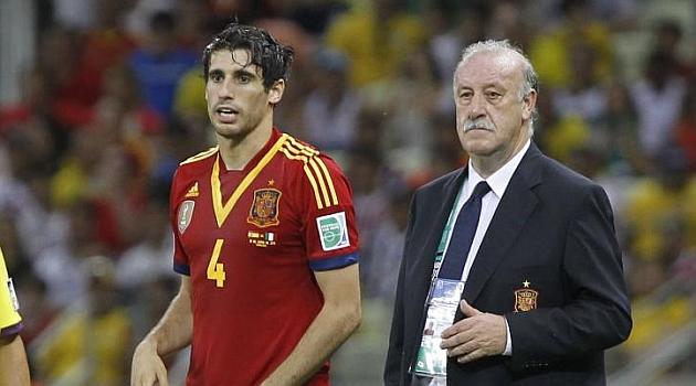 Javi Mart�nez: Guardiola me dijo que ten�a buenas condiciones para ser central