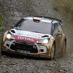 Sordo comenzar� el Rally de Gales con cinco minutos de penalizaci�n