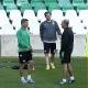 Salva Sevilla vuelve al trabajo haciendo carrera continua