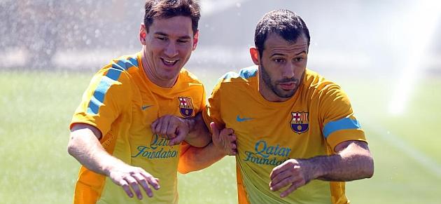 Mascherano: Messi debe ser más egoísta