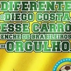 Un anuncio contra Diego Costa