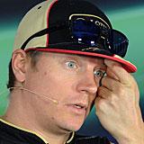 Räikkönen, operado de su lesión en la espalda