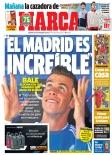 El Madrid es increíble