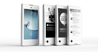 YotaPhone, el smartphone ruso con doble pantalla