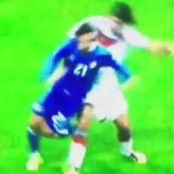 Así se lesionó Khedira